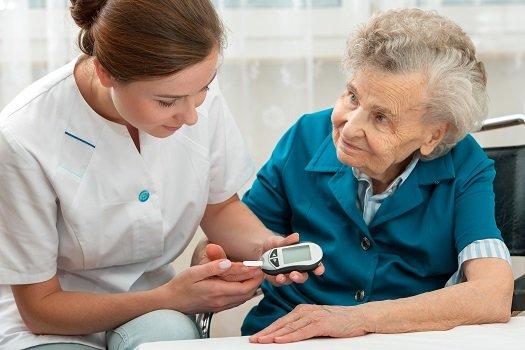 Major Symptoms of Type 2 Diabetes in Seniors in La Mesa, CA