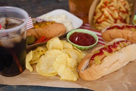 Foods that Increase Hypertension Risk in Seniors in San Diego, CA